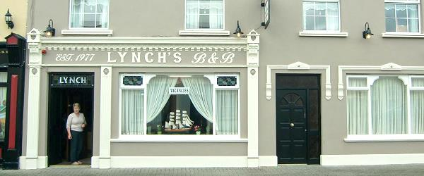 Lynch's B & B Kilkee Co. Clare